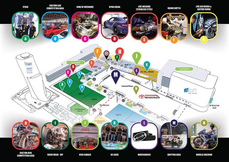 MECOTY 2018 Activity Map CarbonOctane