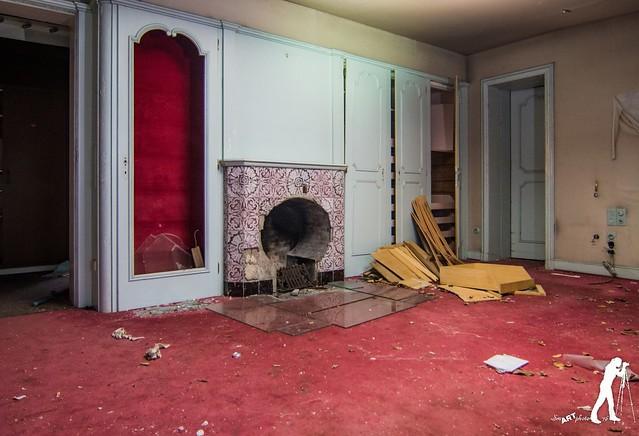 Lost Places: Die Villa des Generaldirektors