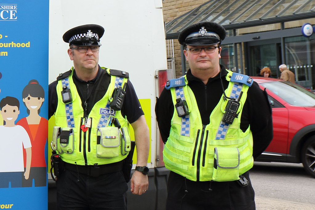 Part of Baildon Neighbourhood Policing Team