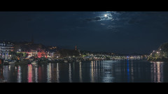 Trouville at Night
