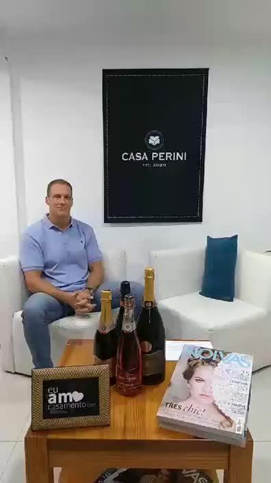 LIVE EuAmoCasamento com Casa Perini