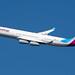 Eurowings Airbus A340-300 OO-SCW by Chris Jilli