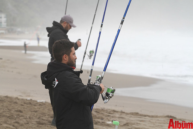 Surfcasting Turnuvası