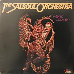 THE SALSOUL ORCHESTRA:MAGIC JOURNEY(JACKET A)
