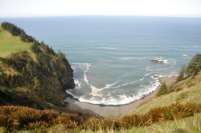 Cascade Head View @ Mt. Hope Chronicles
