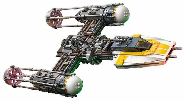 LEGO Star Wars 75181 UCS Y-Wing - oficjalnie 4