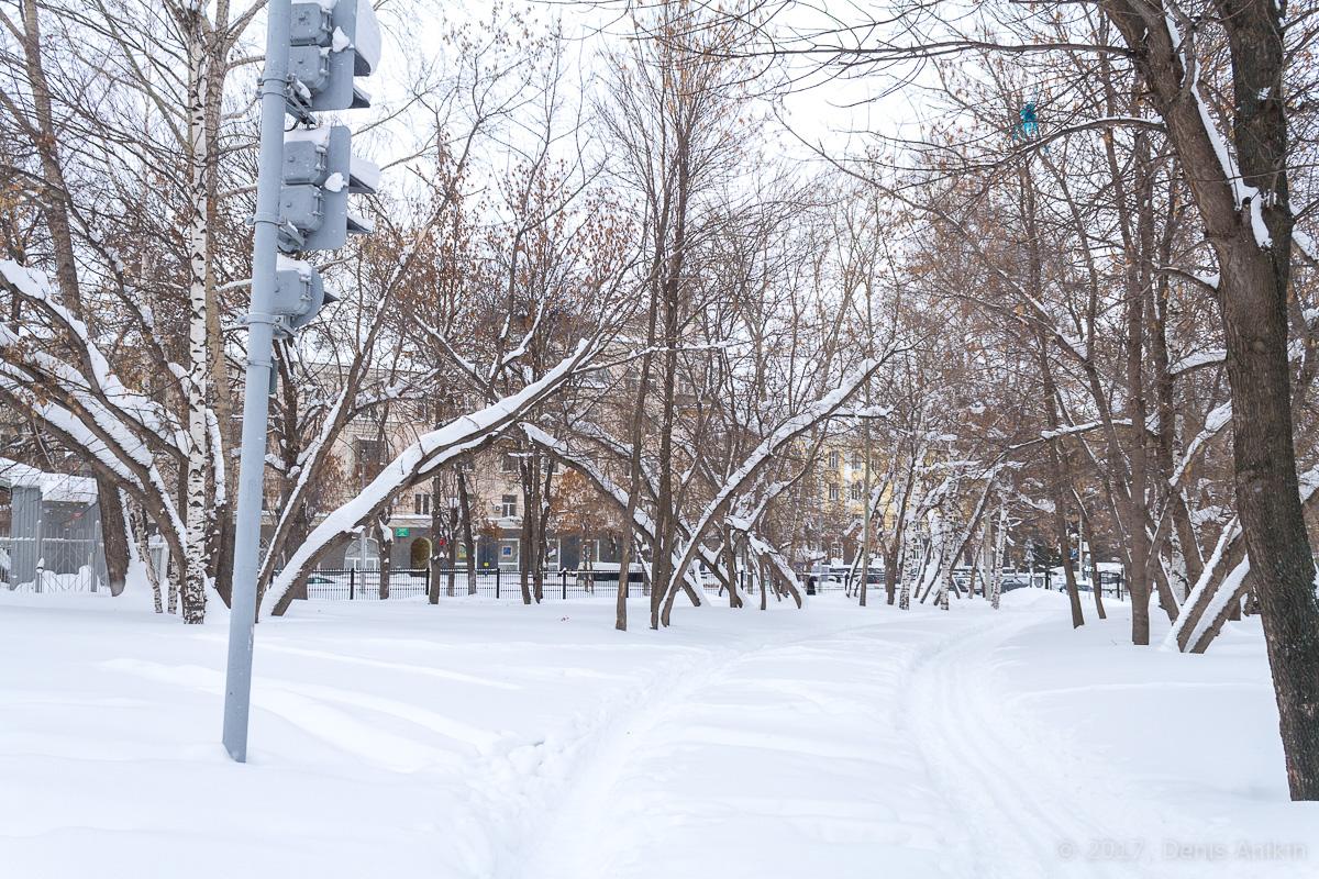 Центр Уфы зимой фото IMG_1124