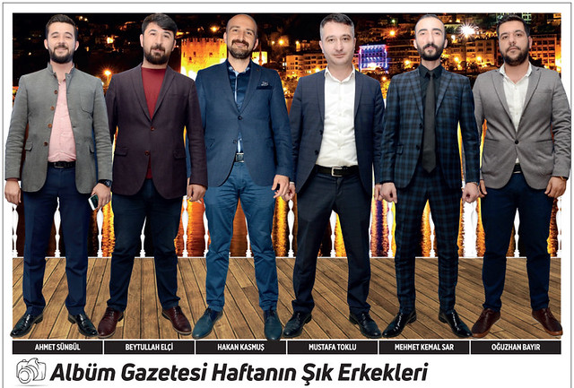 Ahmet Sünbül, Beytullah Elçi, Hakan Kasmuş, Mustafa .toklu, Mehmet Kemal Sar, Oğuzhan Bayır