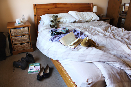 My bed (homage to Tracey Emin) 2 copy