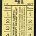 ticket - rotherham ct 4d