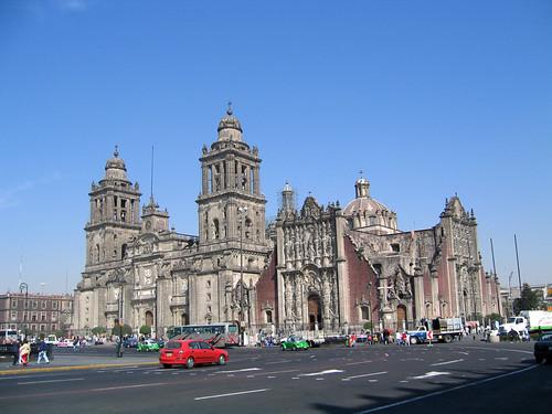 Mexico - Hormiguero