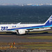 JA817A | Boeing 787-8 Dreamliner | All Nippon Airways