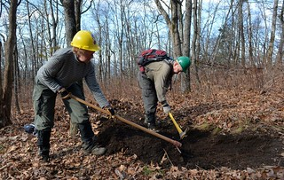 Thank you for volunteering!..Volunteers are needed to help with a variety of projects on the national forest, such as trail maintenance, campground hosts, and cleanup days. ..See details about the types of opportunities below...See the @ChattOconeeNF Face
