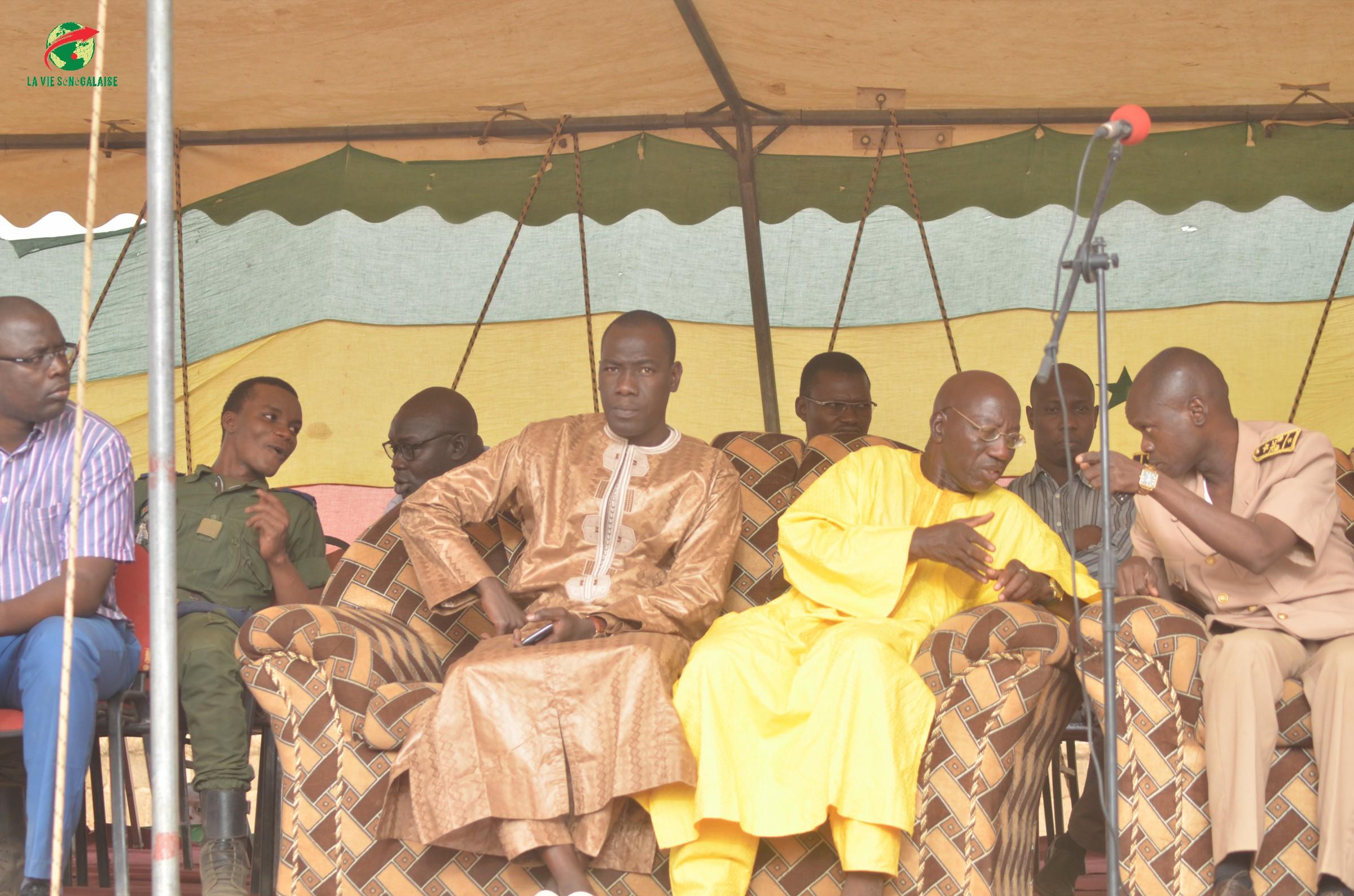 Journées Culturelles Waoundé, Parrain Bakary Biné Camara, Images de laviesenegalaise (3)