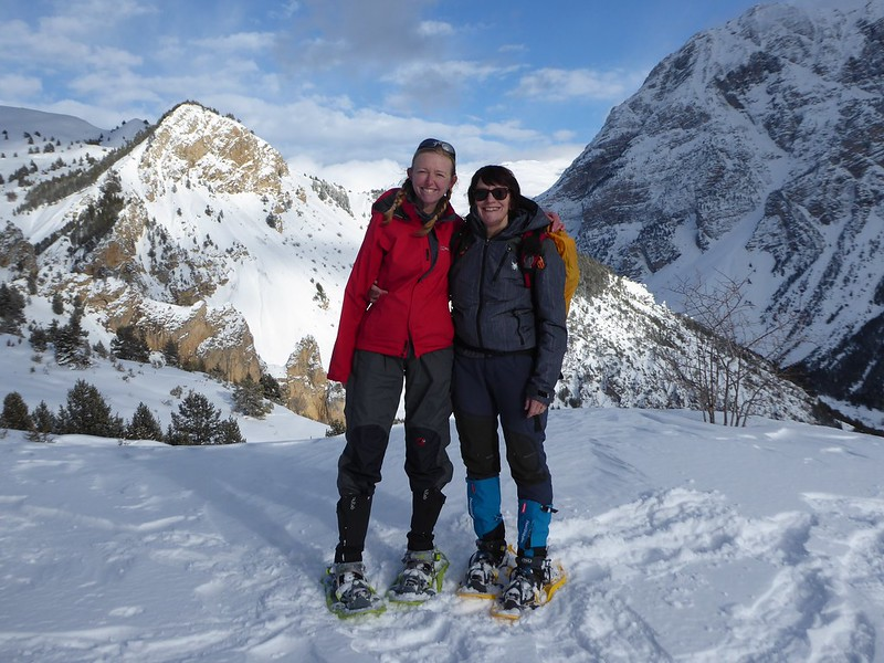 Me and Steffi, at l'Alp du Pied - a smashing end to a great week