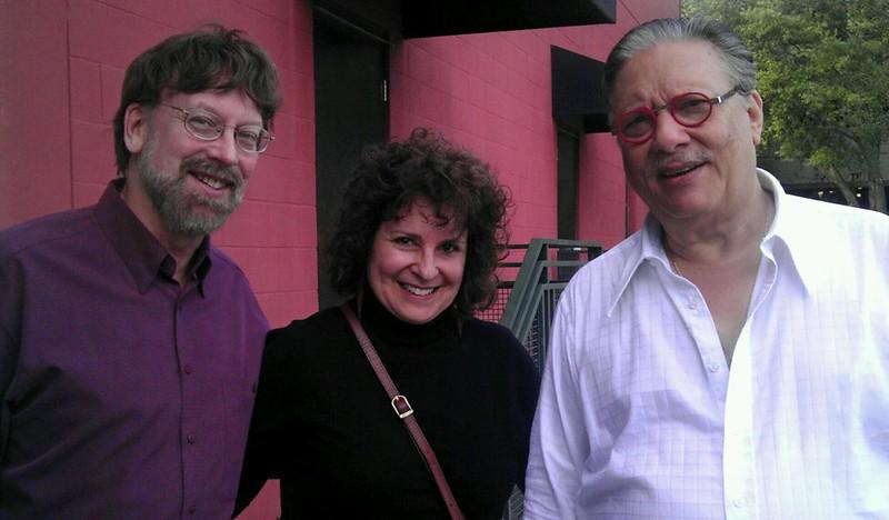 Chuck, Sheree Stewart, Arturo Sandoval