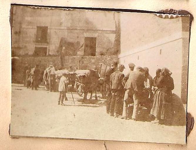 Toledo en 1898. Anónimo Francés.