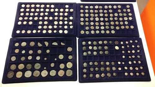 1000 objets antiques saisis par la douane avec le concours de la DRAC