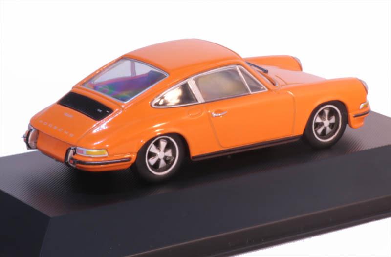 Atlas Lot of 8 Porsche 911 1//43: Carrera 901 Targa Turbo Speedster