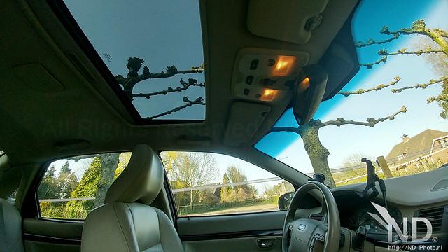 Volvo S80 2.4T roof window