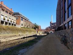 2018 Bike 180: Day 26 - C&O Canal in Georgetown