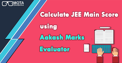 JEE Main 2018 Score Calculator