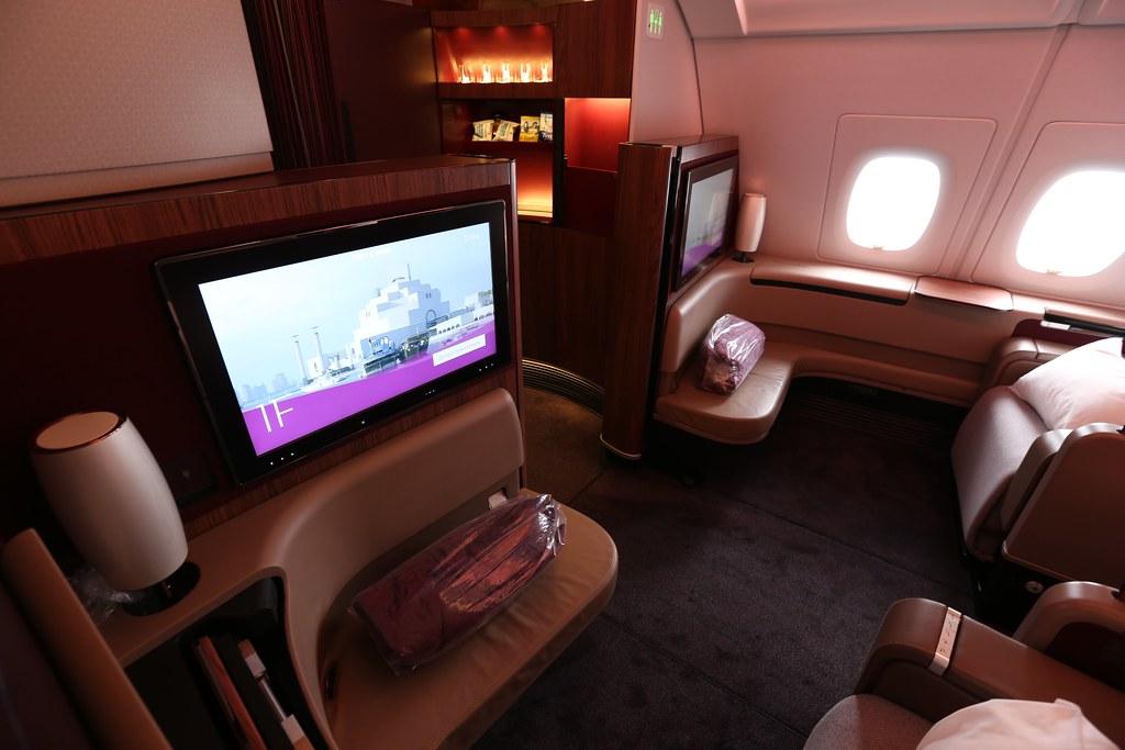 Qatar A380 First Class 5
