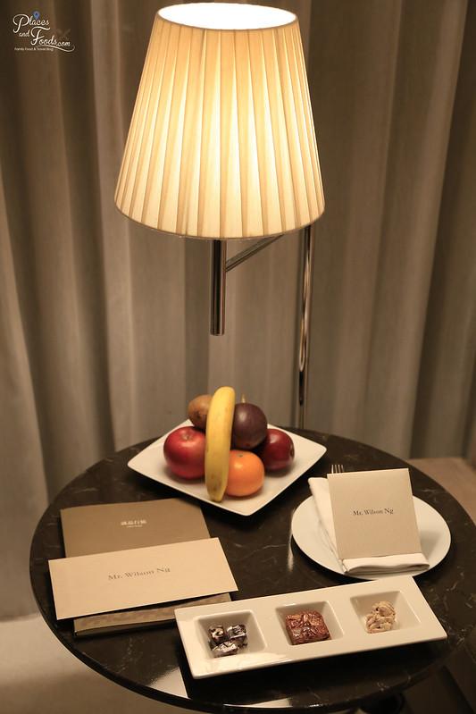 eslite hotel taipei welcome gift