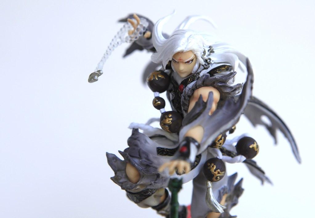 「止戈流 開陣!」VANGUARD 煉之系列第一彈《金光御九界之鬼途奇行錄》俏如來 爆裂版公仔雙色登場!!