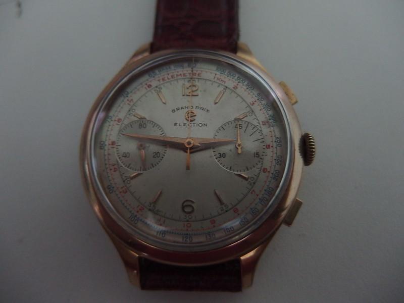 collection - Un autre chrono vintage arrive dans ma collection , l'Election oversize  40796237332_444e4e5d96_c