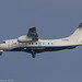 D-BSUN - 2000 build Dornier 328-310 Jet, on approach to Runway 23R at Manchester