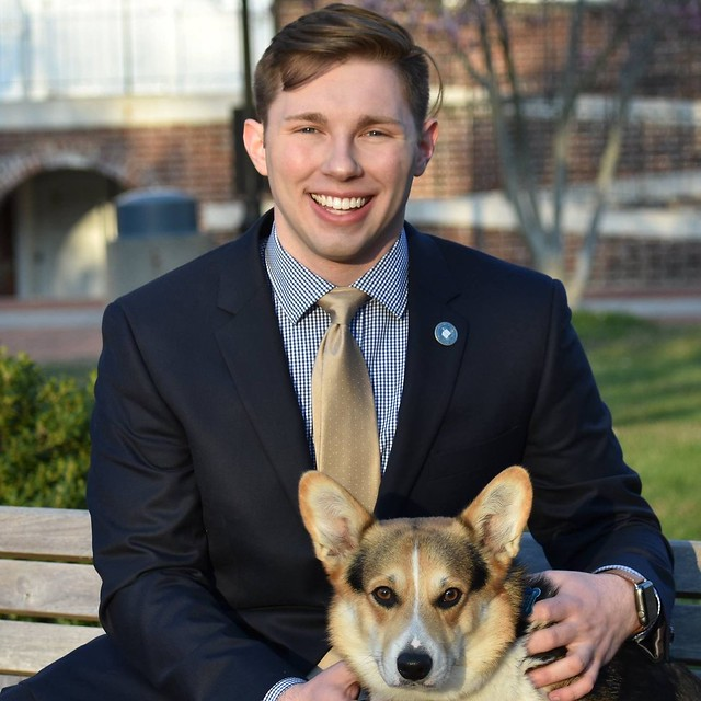 "SGA President hopeful Kevin Peterson hopes to ""implement actual improvements"" if elected"