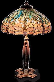 Lighnter Museum Tiffany lamp