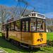 Tram - Vierassige motorwagen RET 536 - Nederlands Openluchtmuseum – Arnhem