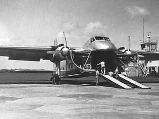 1952 RNZAF Bristol Freighter NZ5902 at Ohakea