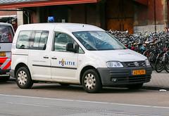 Dutch police Volkswagen Cady