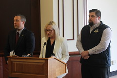Reps. Hall, Ohler and Sredzinski announce a new working group to address issues surrounding school safety