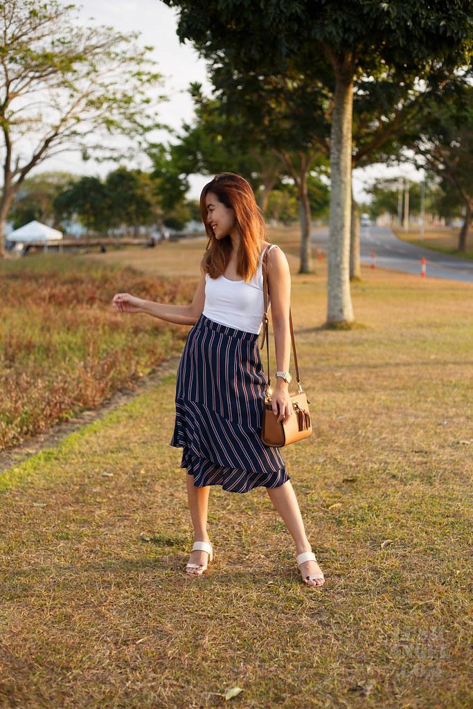 stripe-skirt-styling