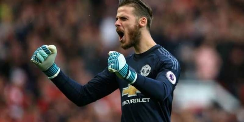 David De Gea bertekad Menangkan Golden Glove