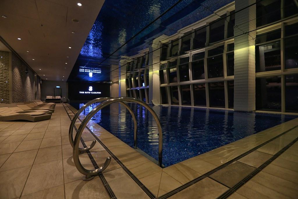 Ritz-Carlton Hong Kong Pool and Gym 16