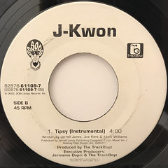 J-KWON:TIPSY(LABEL SIDE-B)