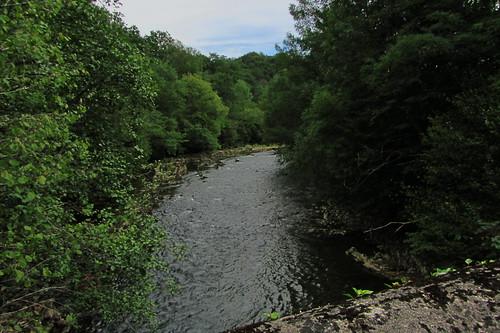 20120925 27 132 Jakobus Wald Fluß Brücke Pont du Diable