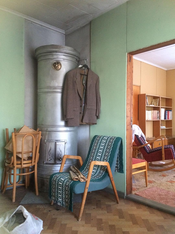 1950's house