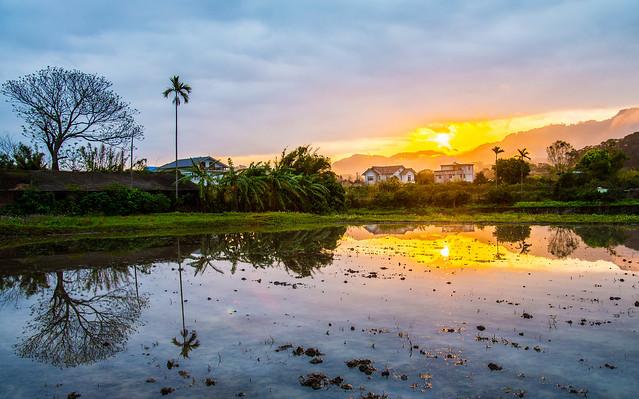 農村(北埔)