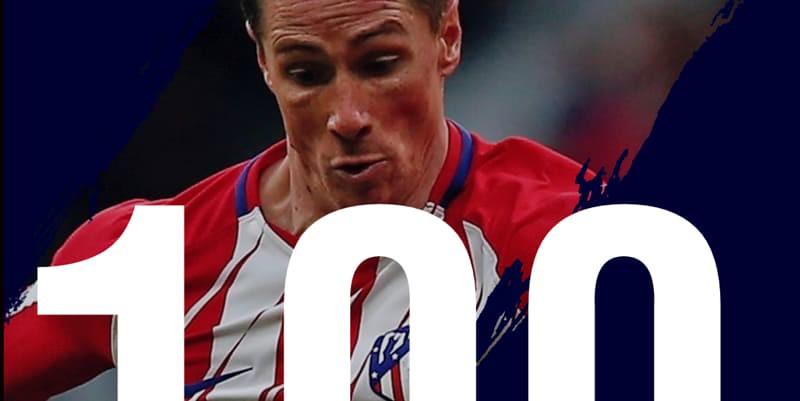Fernando Torres Berhasil Mencetak Gol Yang Ke 100 Di La Liga Spanyol Saat Ini