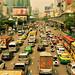 Bangkok's Notorious Traffic