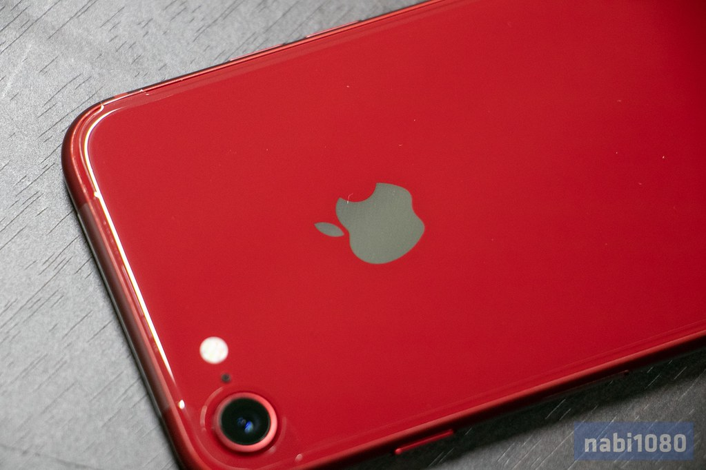 IPhone 8 Product RED 開封13