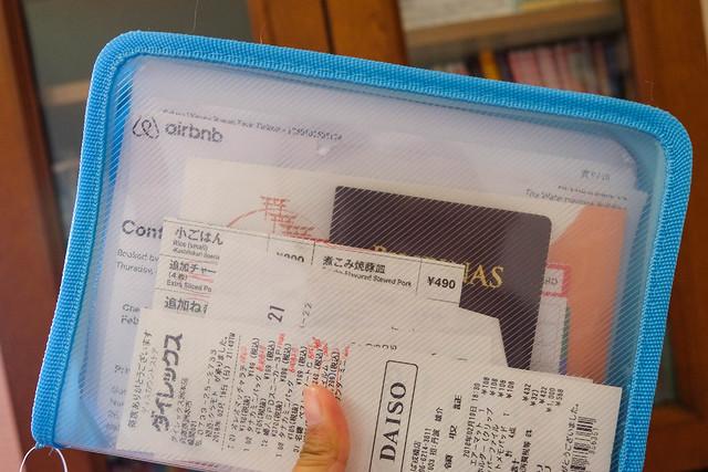 Patricia Villegas - The Lifestyle Wanderer - Travel Essentials Article - Heys brand - Wanderskye - Flytpack - Code - Daiso - Icoca -8