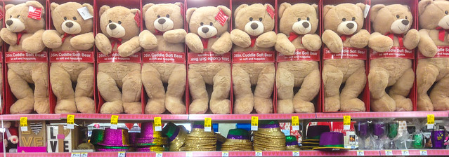 36in. Cuddle Soft Bears
