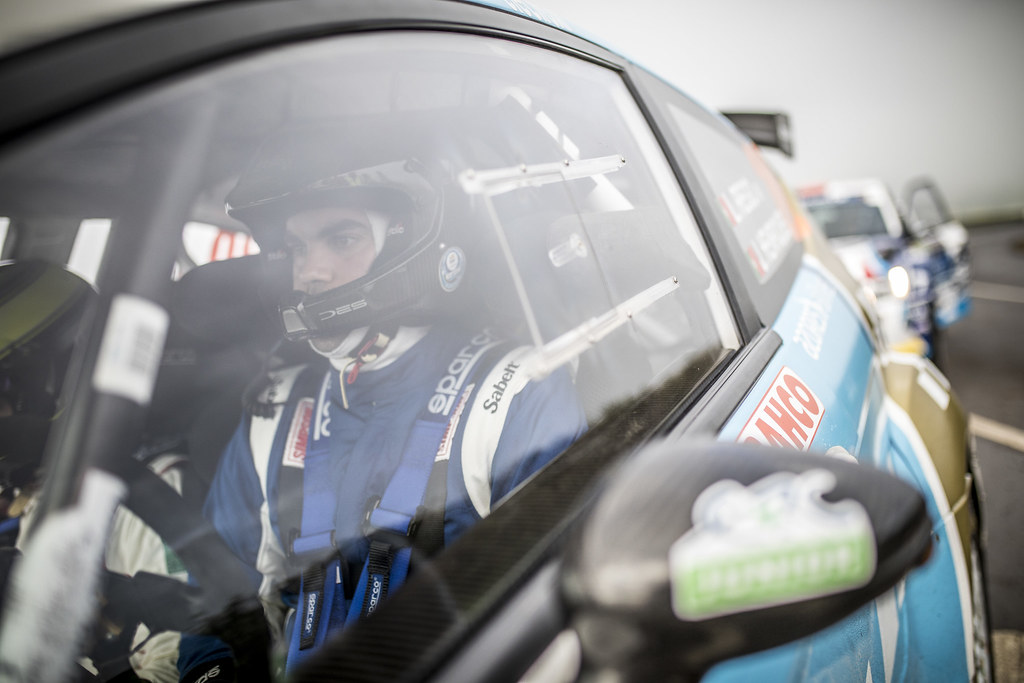 20 REGO Luis Miguel (prt), HENRIQUES jorge( (prt), FORD FIESTA R5 , portrait during the 2018 European Rally Championship ERC Azores rally,  from March 22 to 24, at Ponta Delgada Portugal - Photo Gregory Lenormand / DPPI